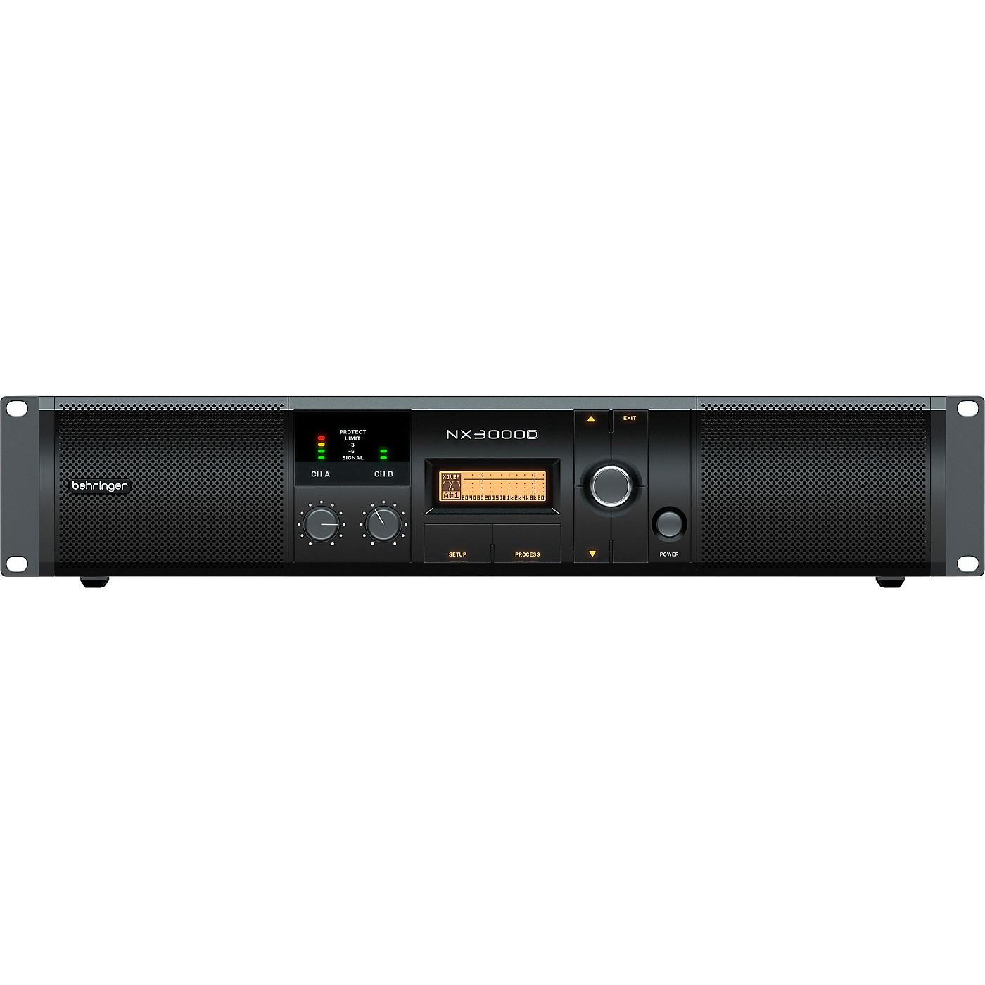 Behringer NX3000D Power Amplifier with DSP thumbnail