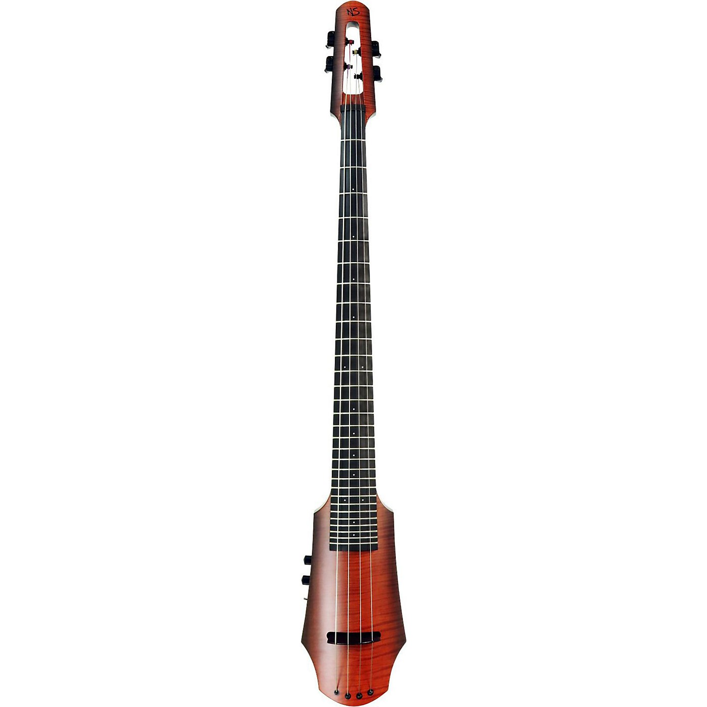 NS Design NXTa Active Series 4-String Fretted Electric Cello in Sunburst thumbnail