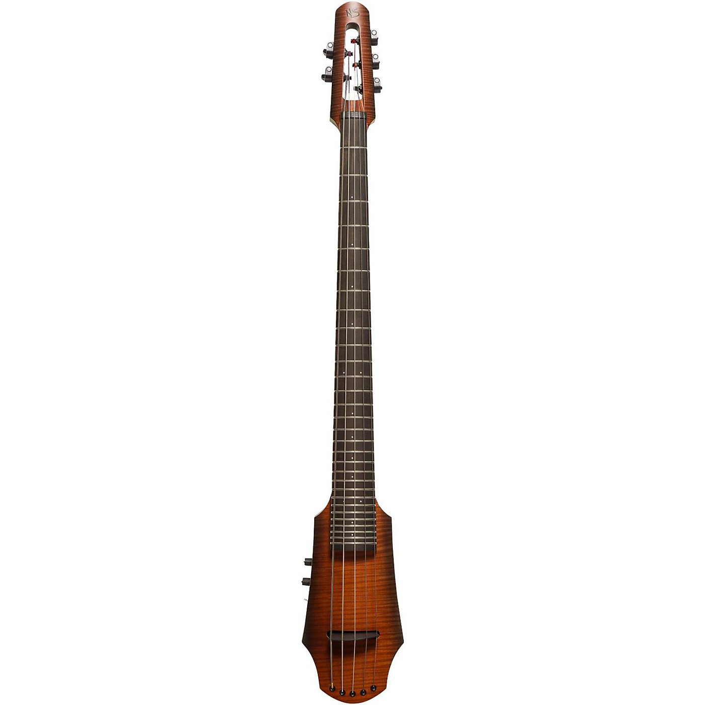 NS Design NXTa Active Series 5-String Fretted Electric Cello in Sunburst thumbnail