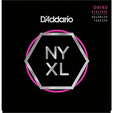D'Addario NYXL0940BT Super Light Balanced Tension Electric Guitar Strings