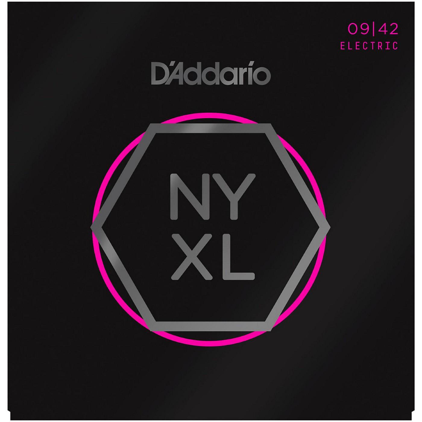D'Addario NYXL0942 Super Light Electric Guitar Strings thumbnail