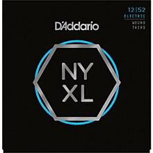 D'Addario NYXL1252W Light Electric Guitar Strings