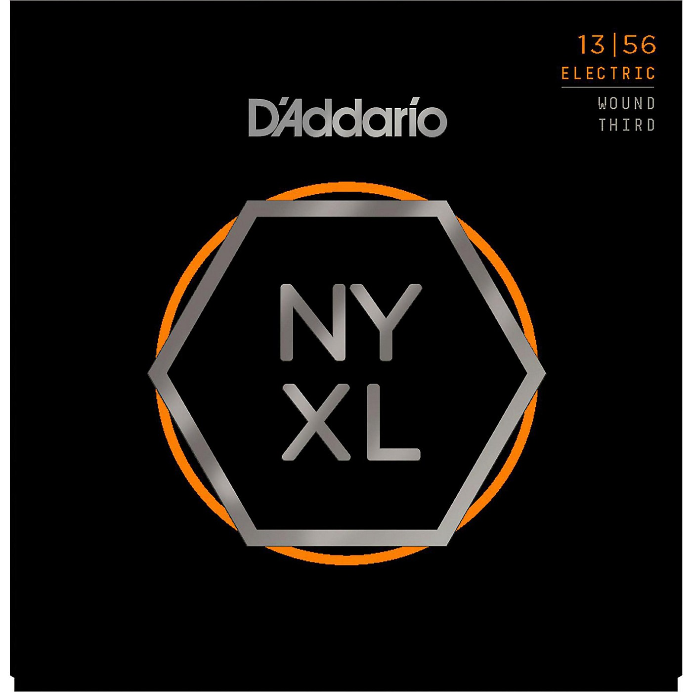 D'Addario NYXL1356W Medium Electric Guitar Strings thumbnail