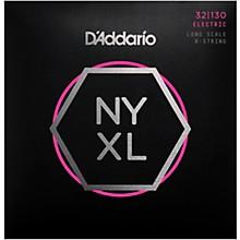D'Addario NYXL32130 Gauge 6-String Long Scale Electric Bass Strings