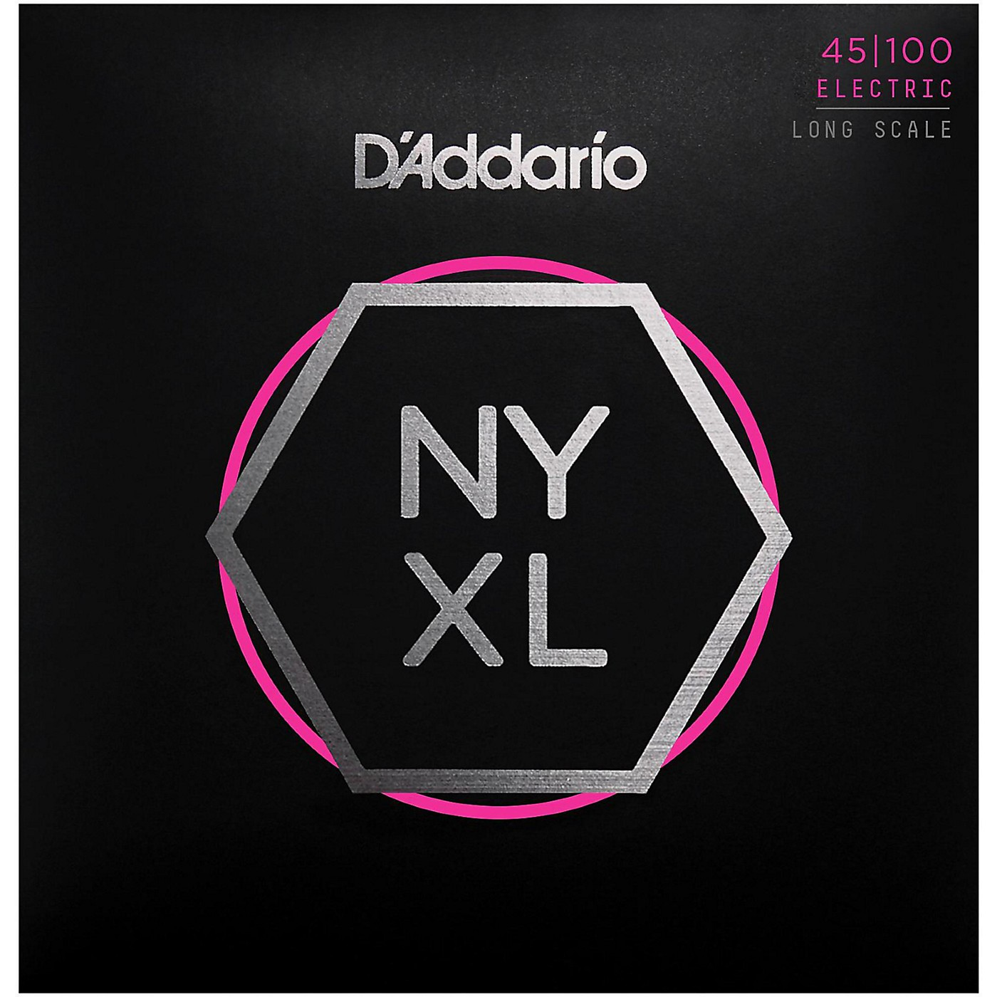 D'Addario NYXL45100 Gauge NPS Long-Scale Bass Strings thumbnail