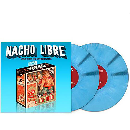 Alliance Nacho Libre (Music from the Motion Picture) (Original Soundtrack) thumbnail