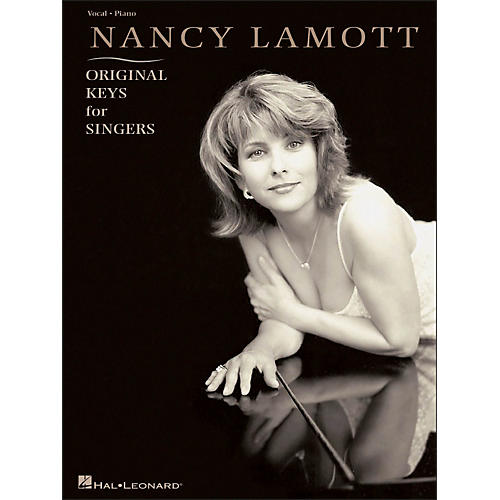 Hal Leonard Nancy Lamott - Original Keys for Singers (Vocal / Piano)-thumbnail