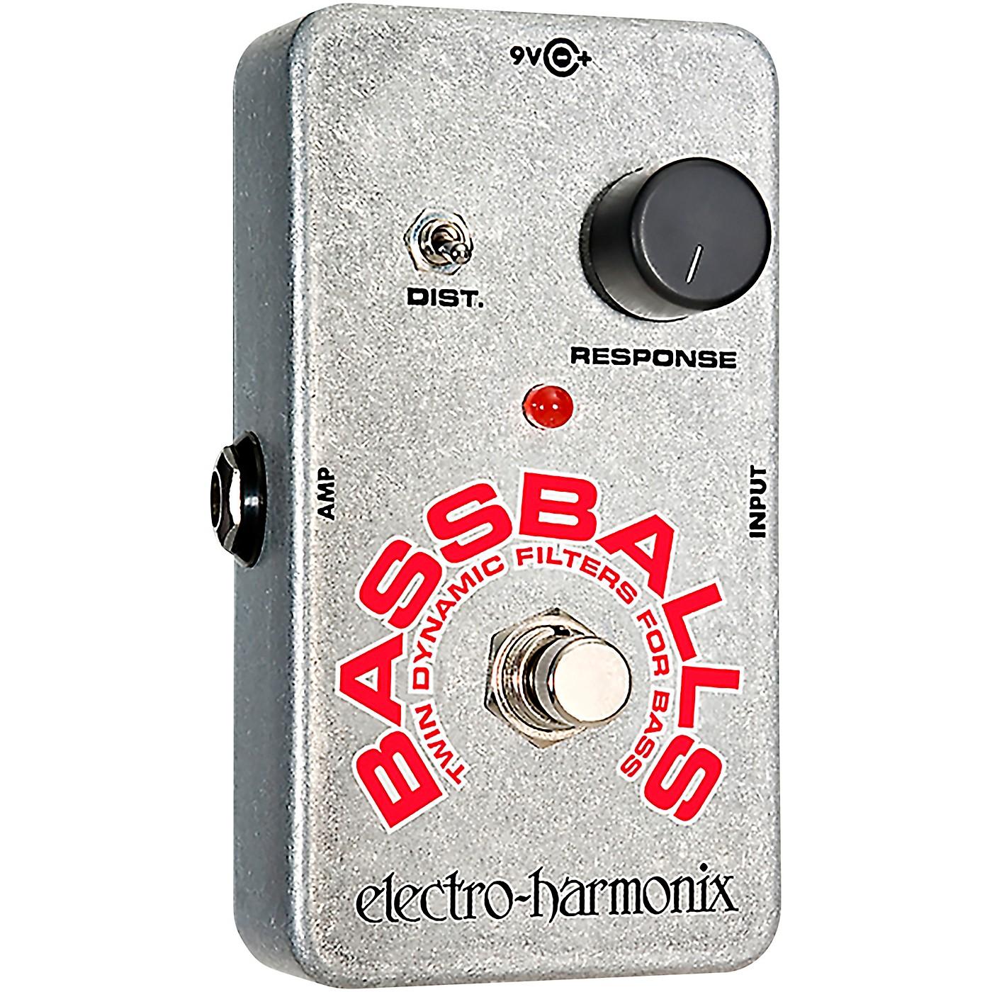Electro-Harmonix Nano Bassballs Envelope Filter Bass Effects Pedal thumbnail