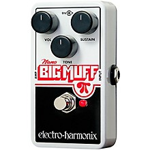 Electro-Harmonix Nano Big Muff Guitar Effects Pedal