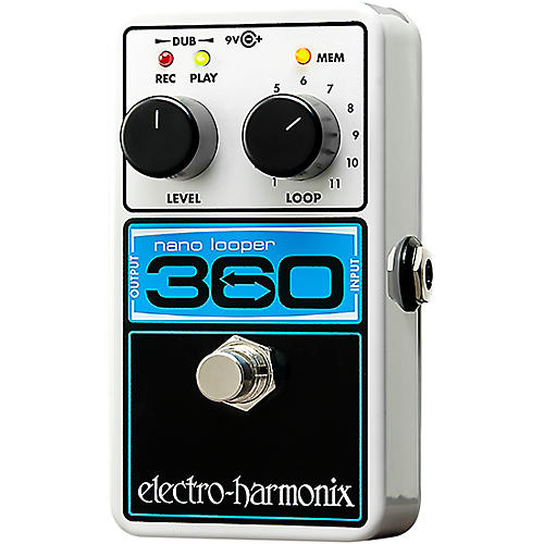 Electro-Harmonix Nano Looper 360 Guitar Effects Pedal thumbnail
