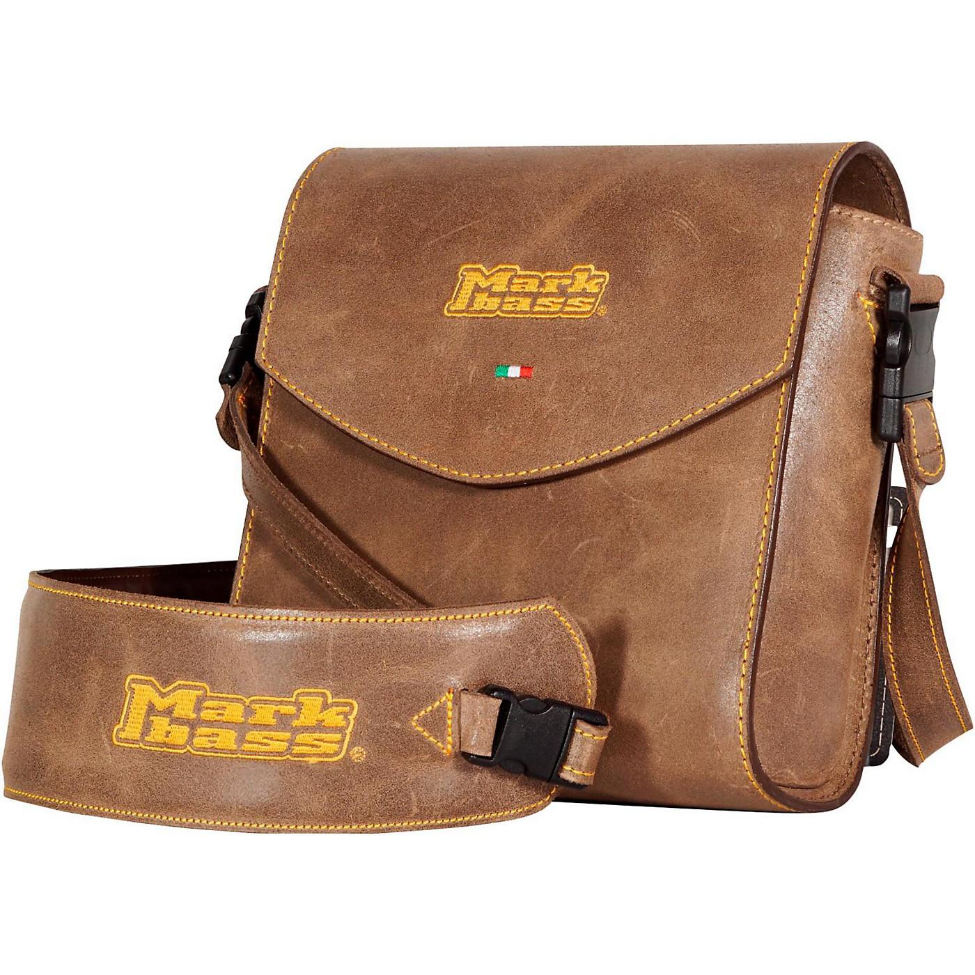 Markbass Nano Mark 300 Leather Bag thumbnail
