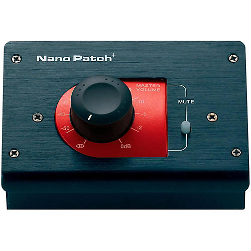 SM Pro Audio Nano Patch + Passive Volume Attenuator-thumbnail