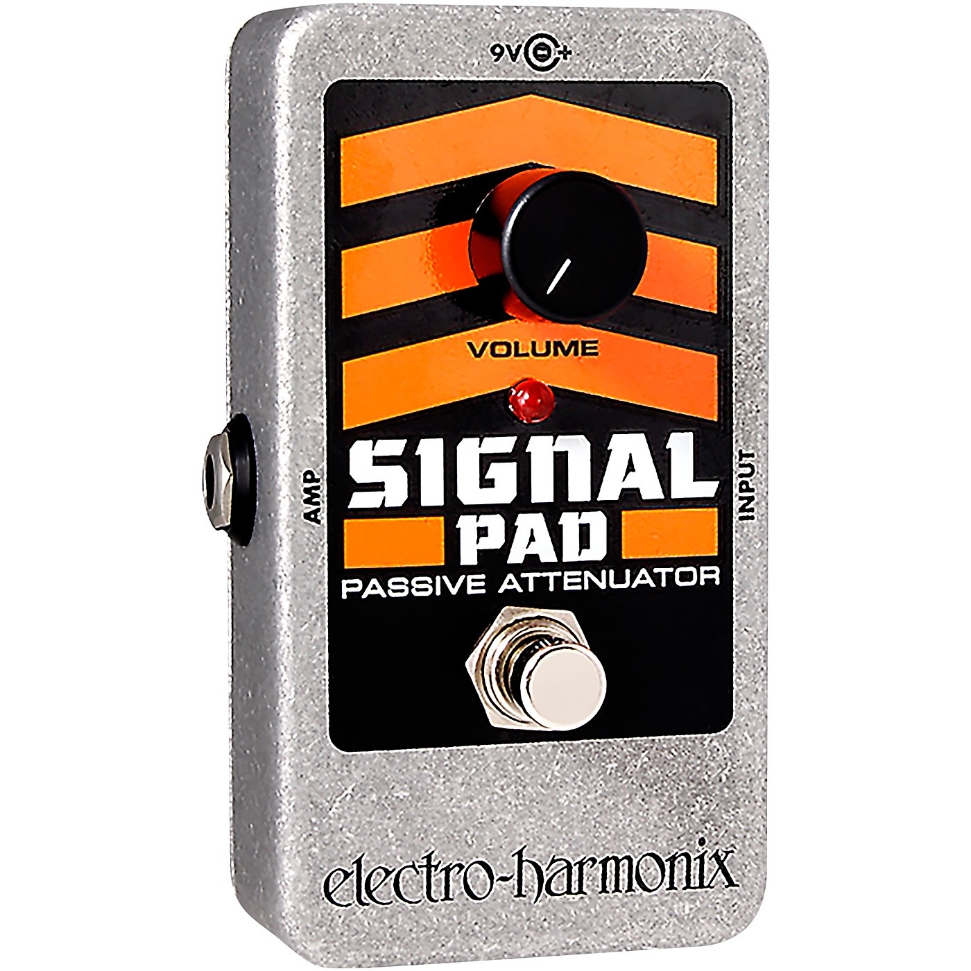 Electro-Harmonix Nano Signal Pad Attenuator Guitar Effects Pedal thumbnail