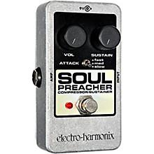 Electro-Harmonix Nano Soul Preacher Compressor / Sustainer Guitar Effects Pedal