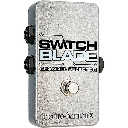 Electro-Harmonix Nano Switchblade Channel Selector Footswitch-thumbnail