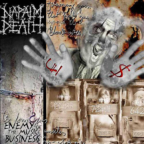Alliance Napalm Death - Enemy of the Music Business thumbnail