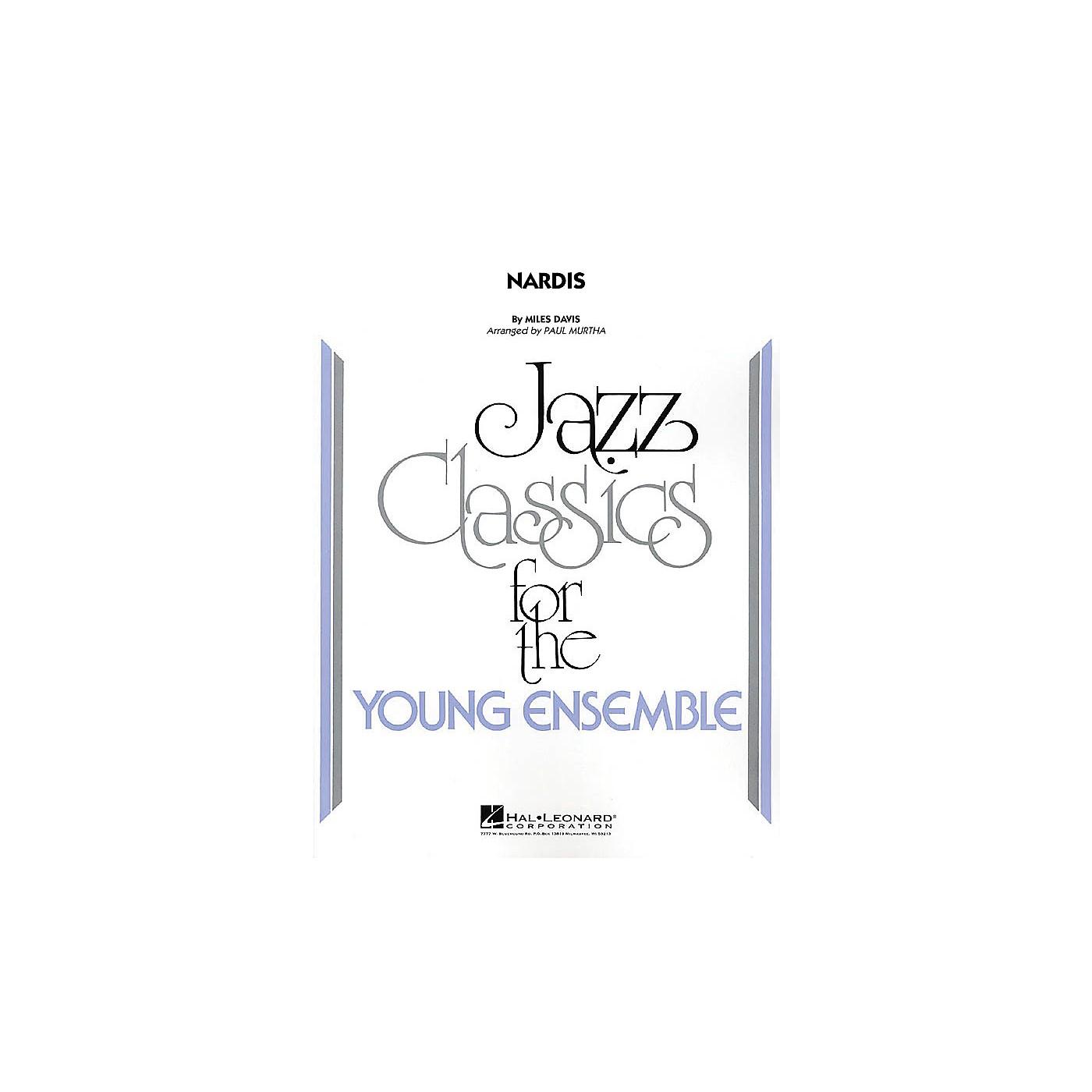 Hal Leonard Nardis Jazz Band Level 3 Arranged by Paul Murtha thumbnail