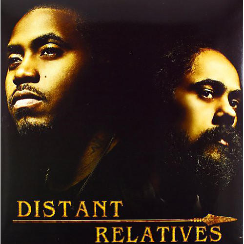 Alliance Nas - Distant Relatives thumbnail