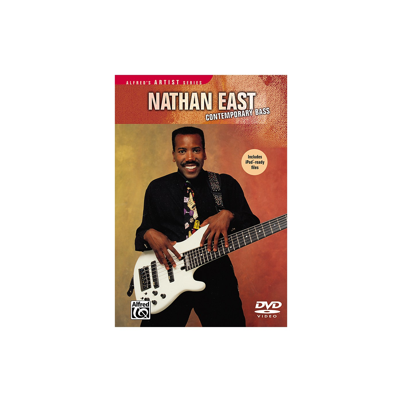 Alfred Nathan East Contemporary Bass DVD thumbnail