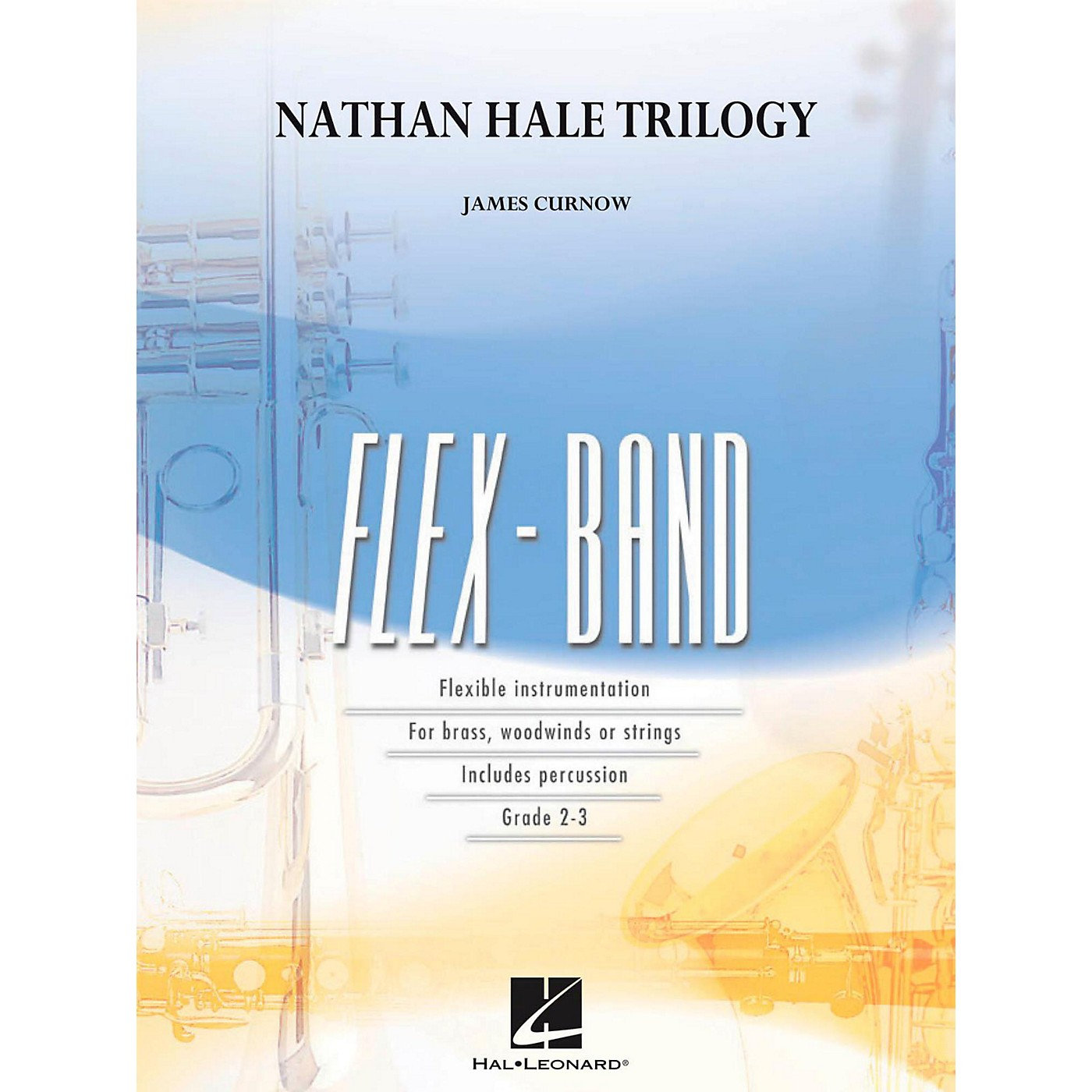 Hal Leonard Nathan Hale Trilogy - Flexband Series Level 2-3 thumbnail