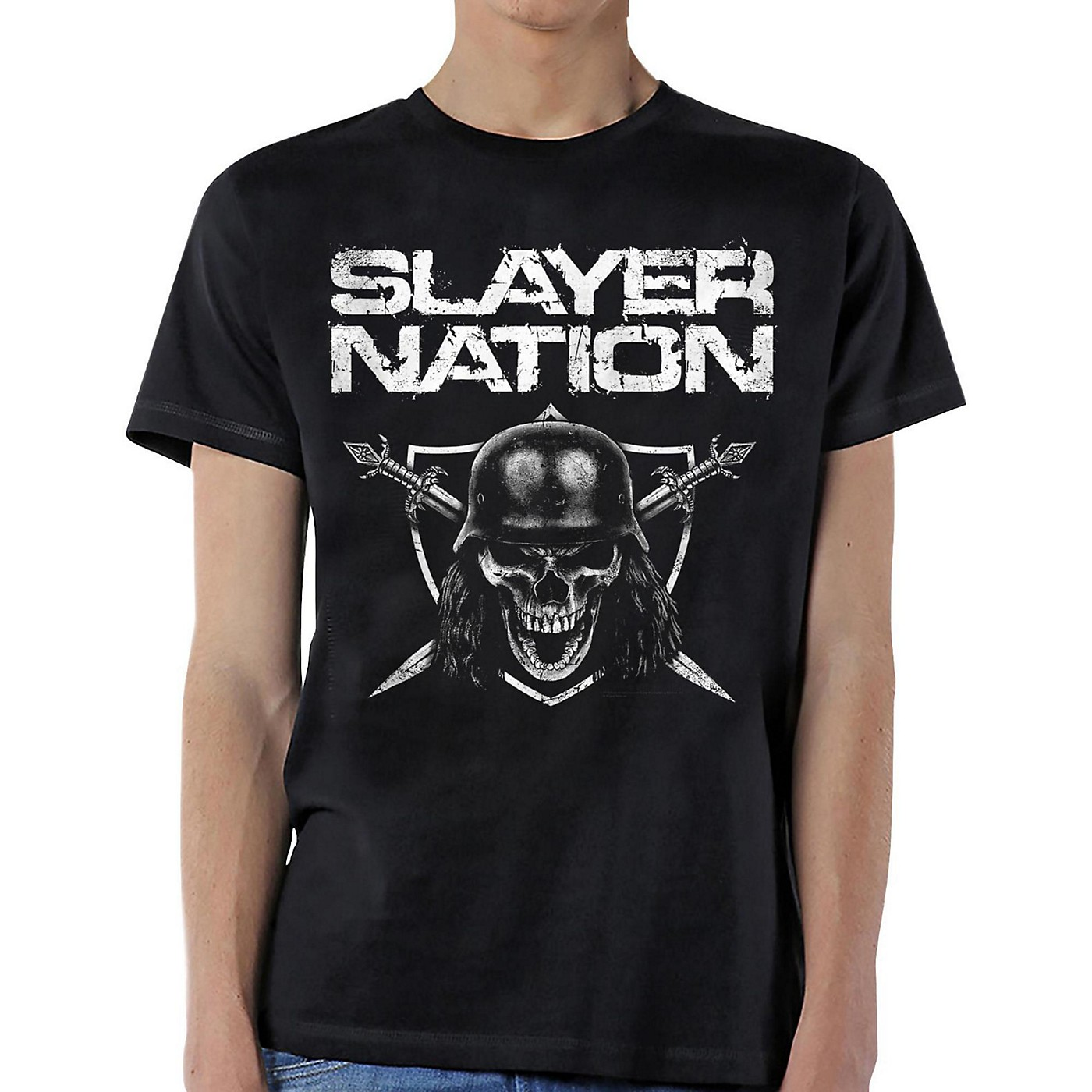 Slayer Nation T-Shirt thumbnail