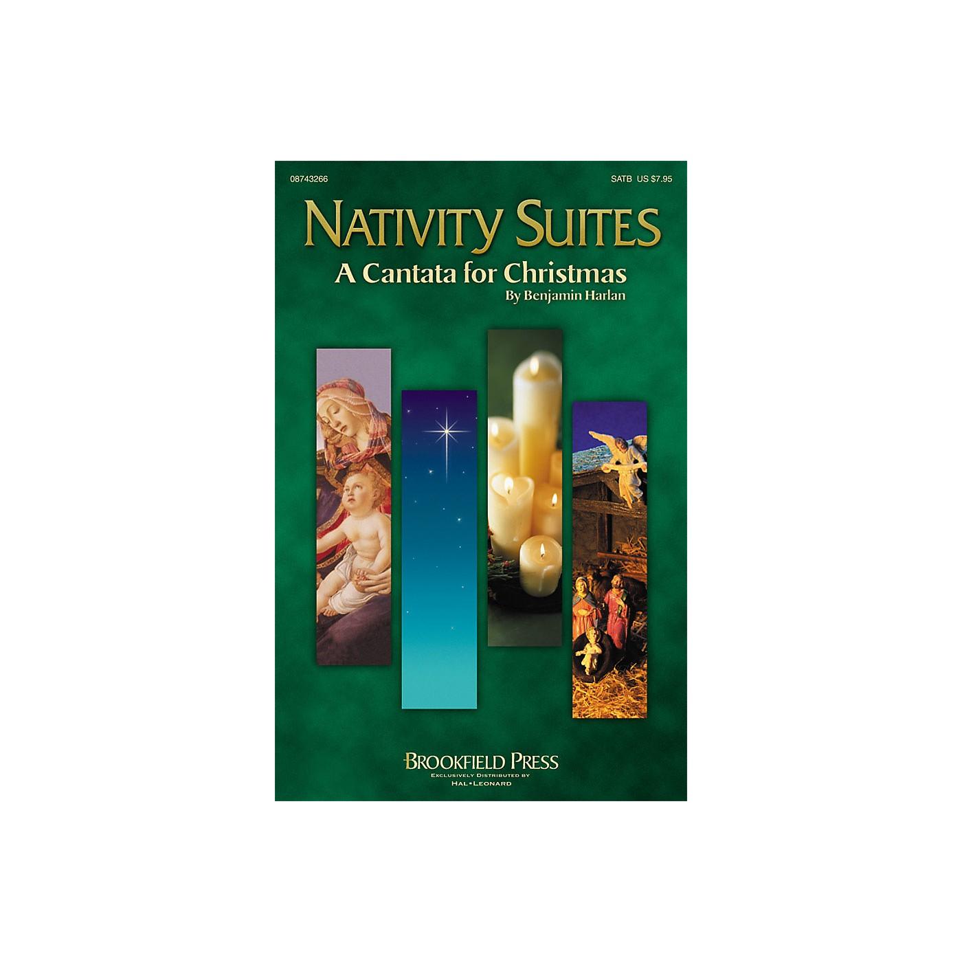 Brookfield Nativity Suites (SATB) SATB composed by Benjamin Harlan thumbnail