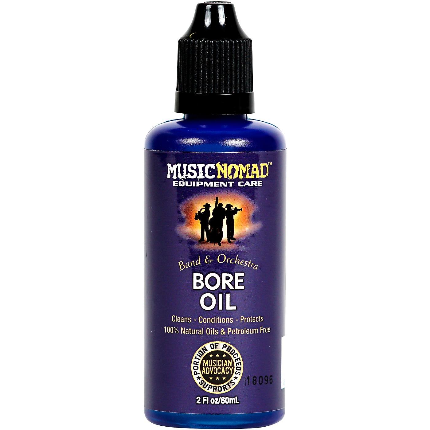 MusicNomad Natural Organic Bore Oil thumbnail