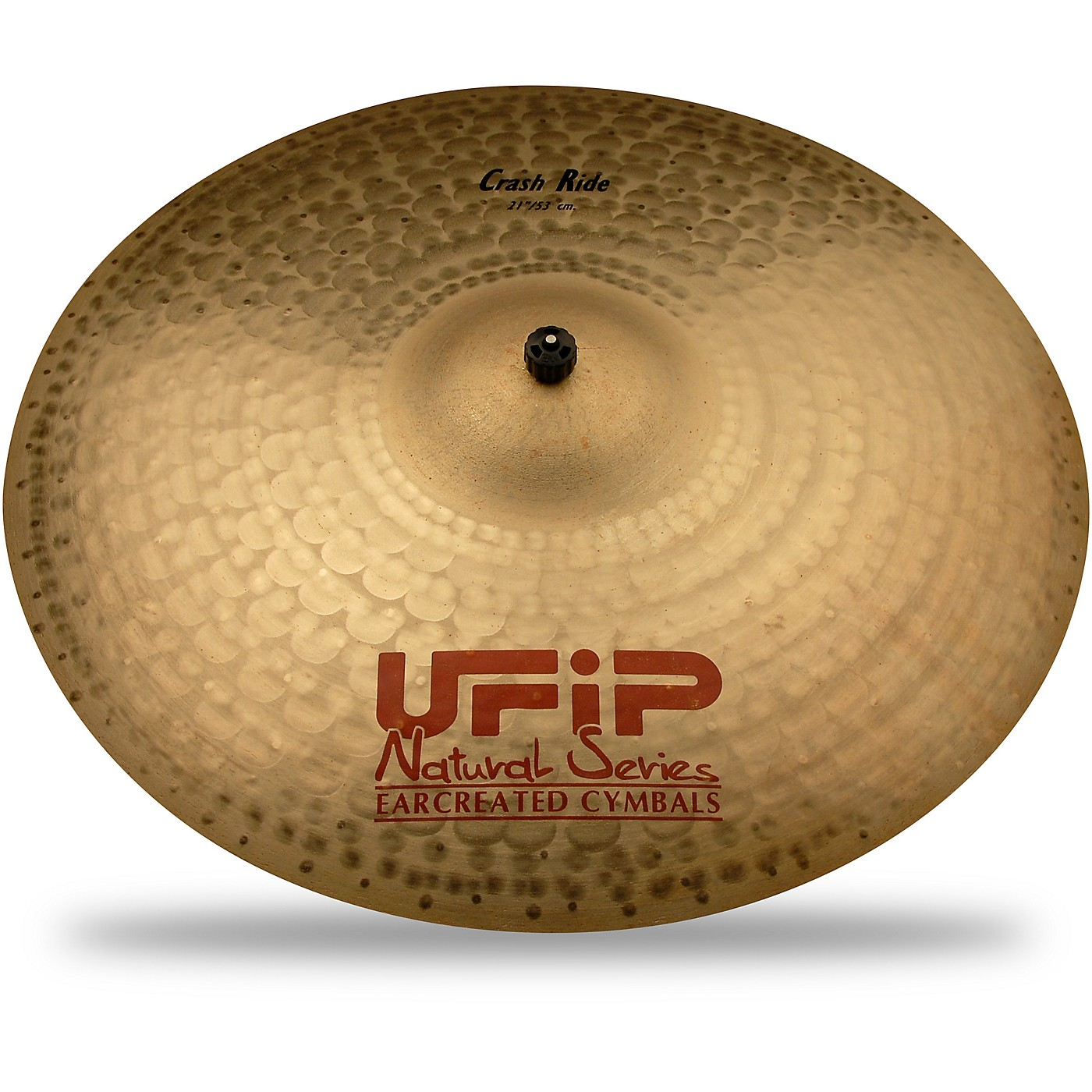 UFIP Natural Series Crash  Ride Cymbal thumbnail