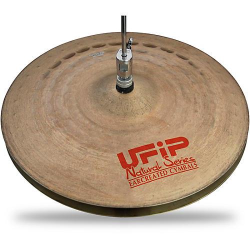 UFIP Natural Series Medium Hi Hats thumbnail