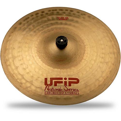 UFIP Natural Series Splash Cymbal thumbnail