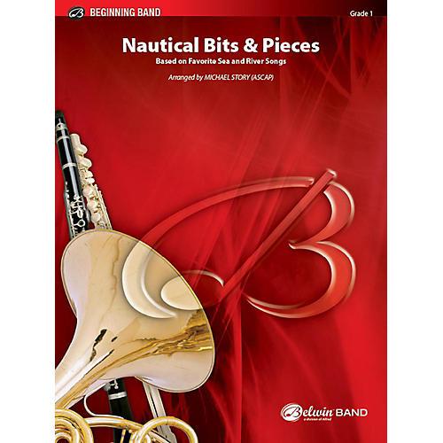 Alfred Nautical Bits & Pieces Concert Band Grade 1 Set thumbnail