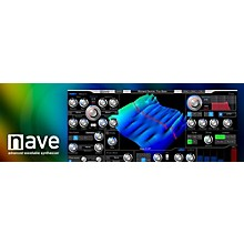 Waldorf Nave Advanced WaveTable Synthesizer