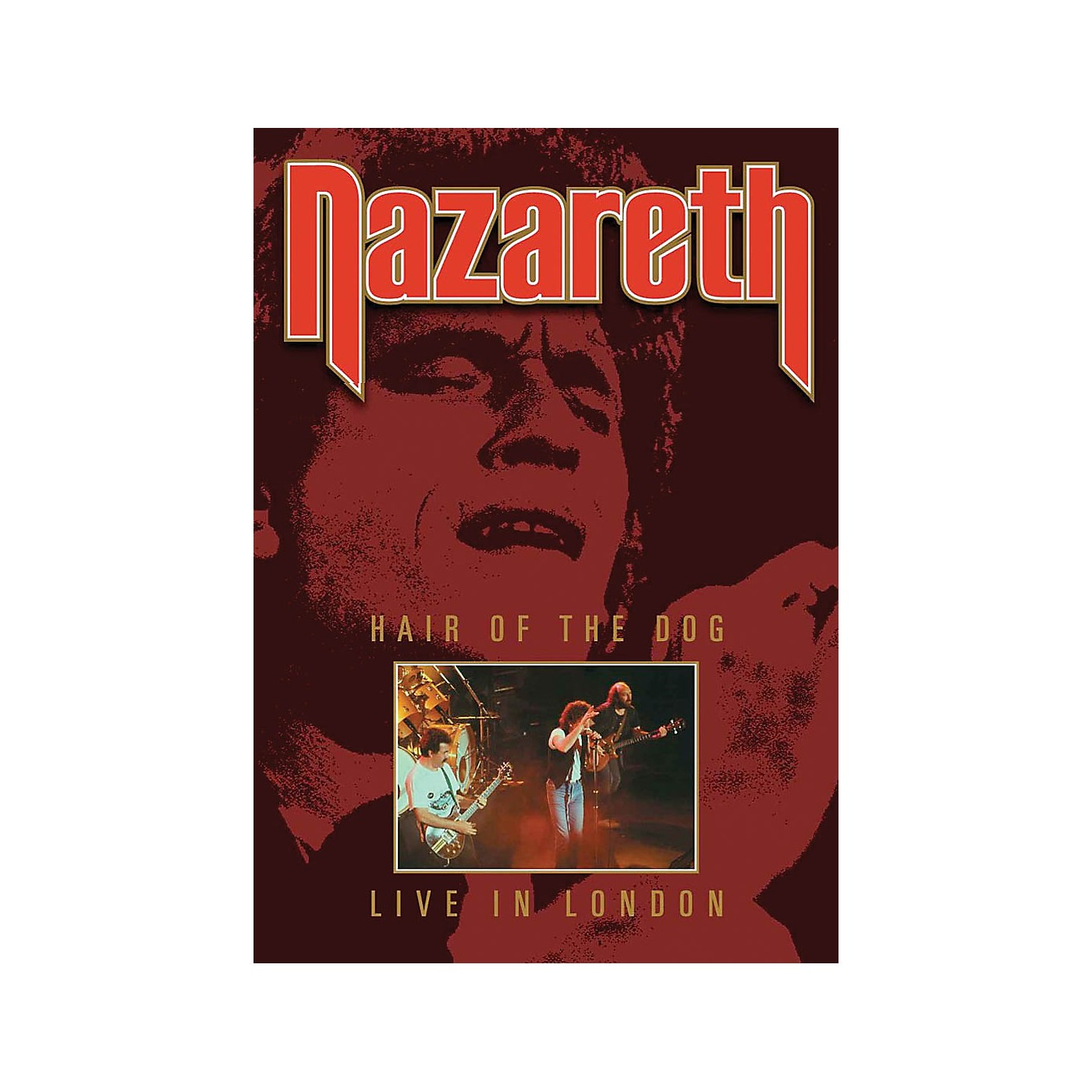 MVD Nazareth - Hair of the Dog: Live from London Live/DVD Series DVD Performed by Nazareth thumbnail
