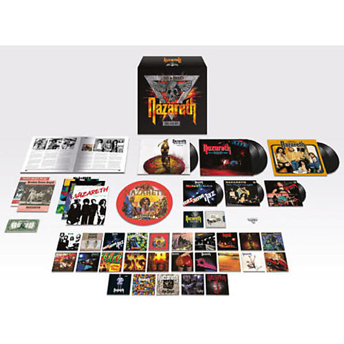 Alliance Nazareth - Loud & Proud: The Box Set thumbnail