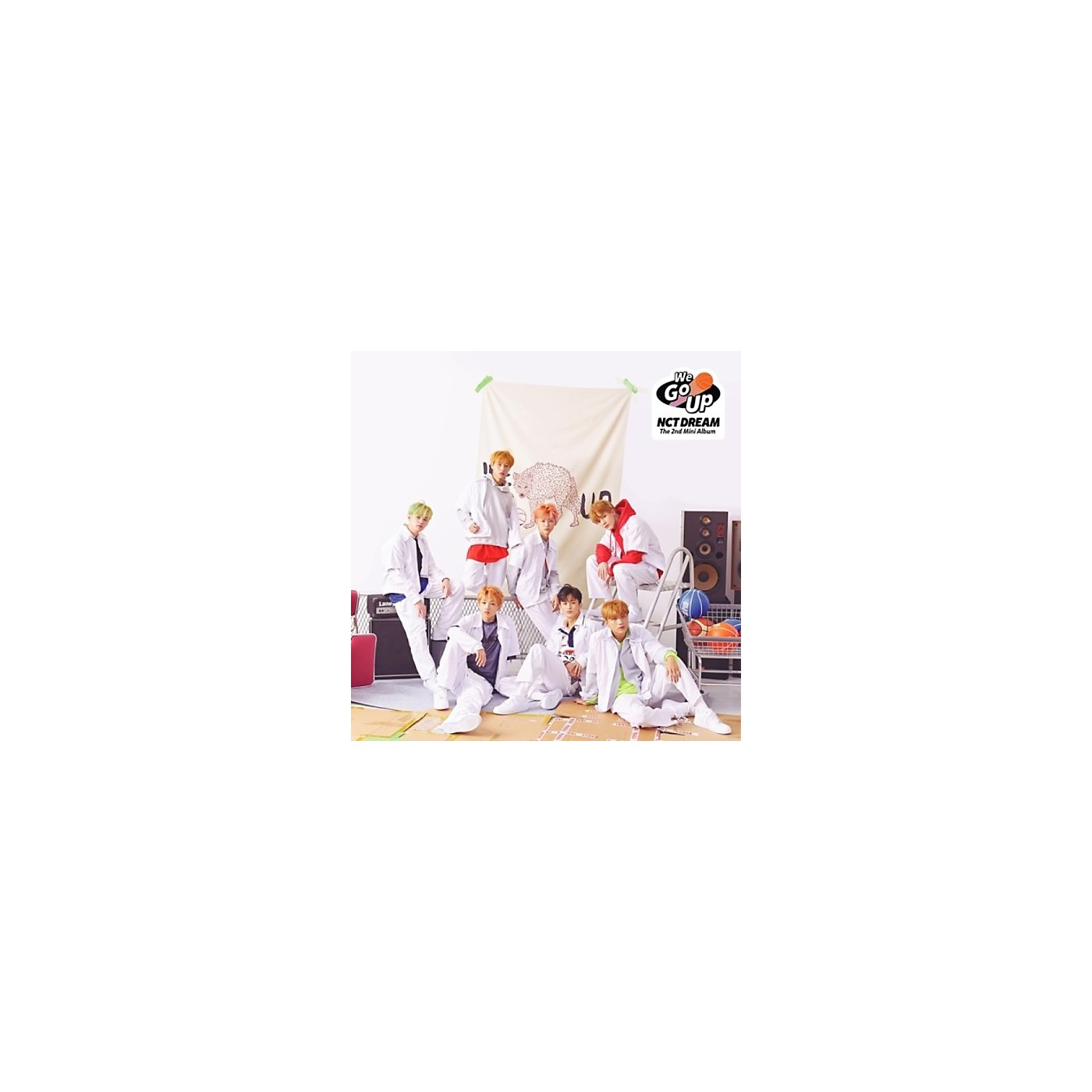 Alliance Nct Dream - We Go Up (2nd Mini Album) (CD) thumbnail