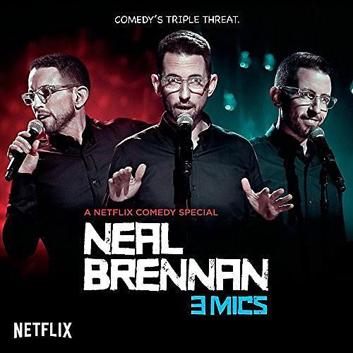 Alliance Neal Brennan - 3 Mics thumbnail