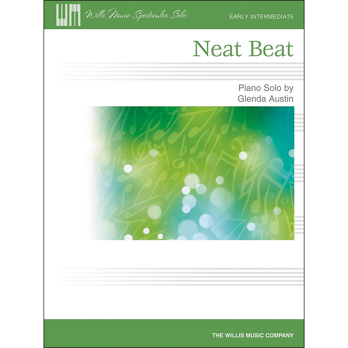 Willis Music Neat Beat - Early Intermediate Piano Solo by Glenda Austin thumbnail