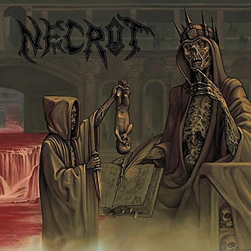 Alliance Necrot - Blood Offerings thumbnail
