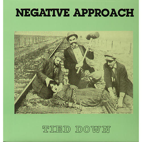 Alliance Negative Approach - Tied Down thumbnail
