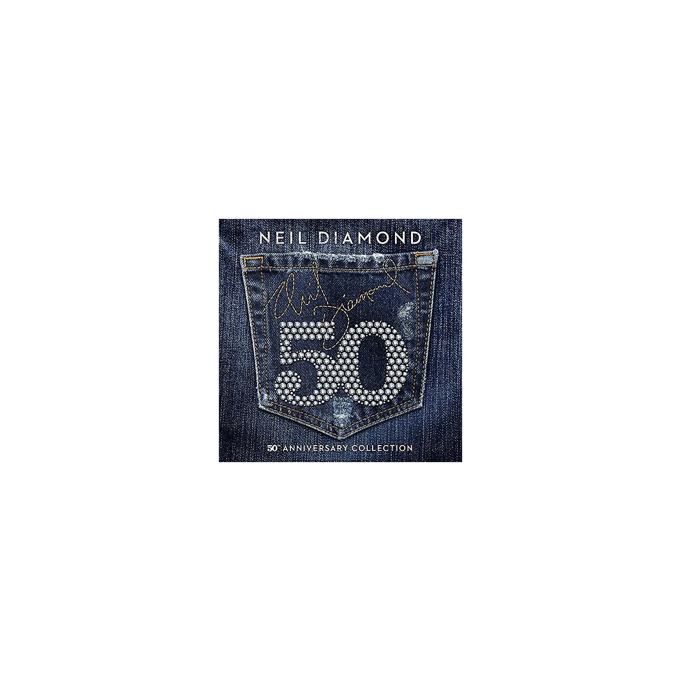 Alliance Neil Diamond - 50th Anniversary Collection (CD) thumbnail