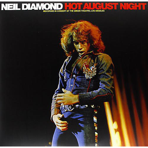 Alliance Neil Diamond - Hot August Night thumbnail