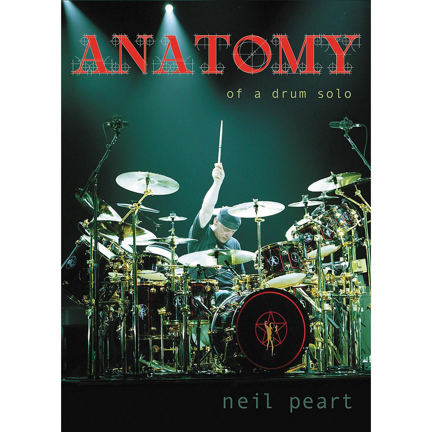 Hudson Music Neil Peart: Anatomy of a Drum Solo (2-DVD Set) thumbnail