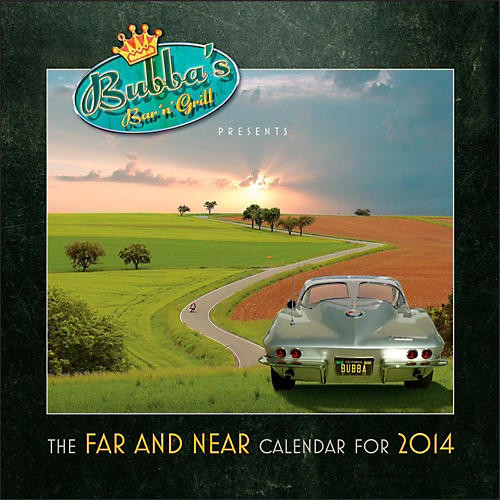 DW Neil Peart Far and Near 2014 Calendar thumbnail