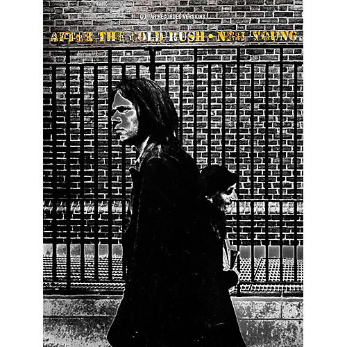 Hal Leonard Neil Young - After The Gold Rush Guitar Tab Songbook thumbnail