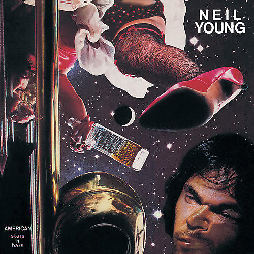 Alliance Neil Young - American Stars 'n Bars thumbnail