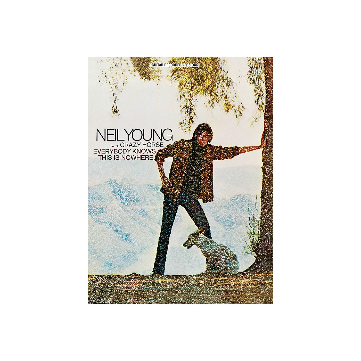 Hal Leonard Neil Young - Everybody Knows This Is Nowhere Guitar Tab Songbook thumbnail