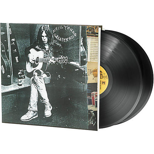 Alliance Neil Young - Greatest Hits [Bonus 7