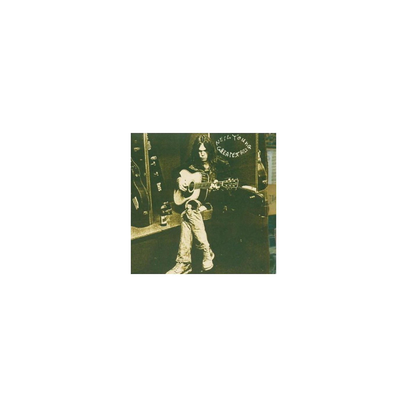 Alliance Neil Young - Greatest Hits (CD) thumbnail