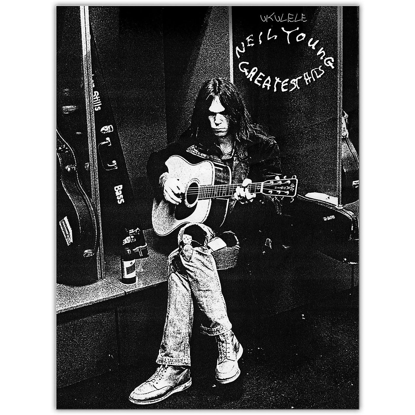 Hal Leonard Neil Young - Greatest Hits for Ukulele thumbnail