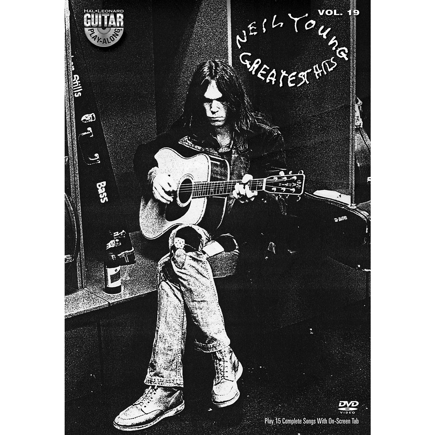 Hal Leonard Neil Young - Guitar Play-Along DVD Volume 19 thumbnail
